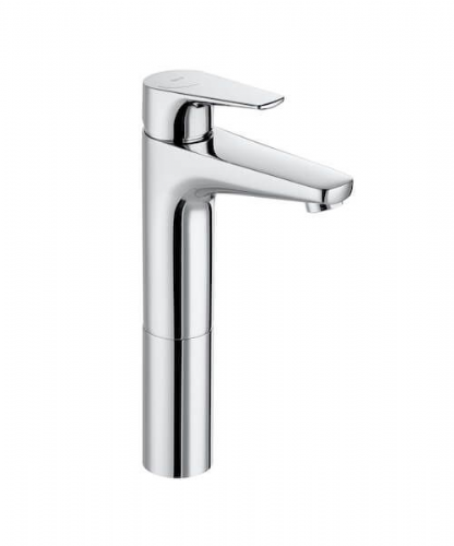 Roca Atlas Extended Height Basin Mixer Tap